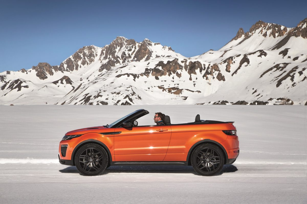 Unique Market Opportunities, Part 1: How the Evoque Convertible Makes Sense