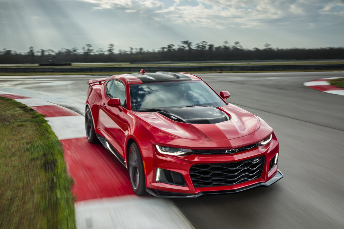 Details of the new 2017 ZL1 Camaro and Rumors of the Corvette's New Future