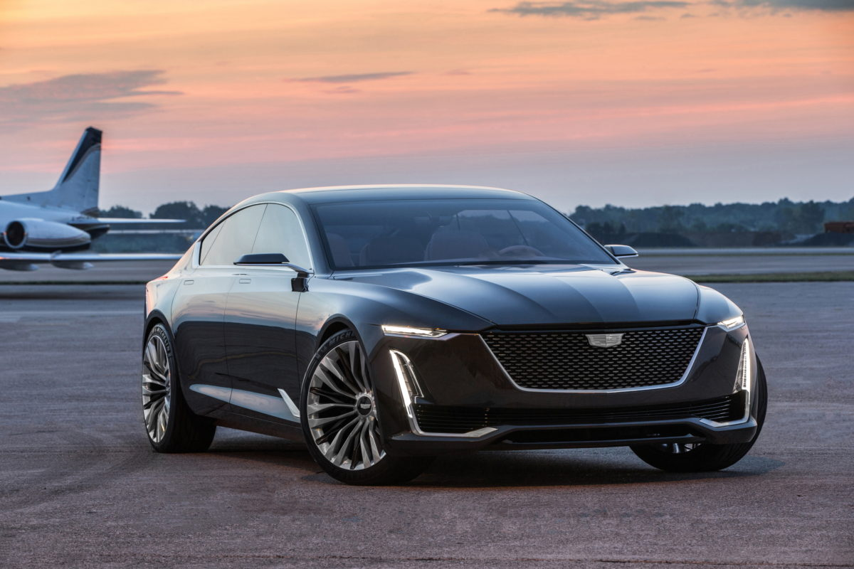 Cadillac's New Possible Flagships