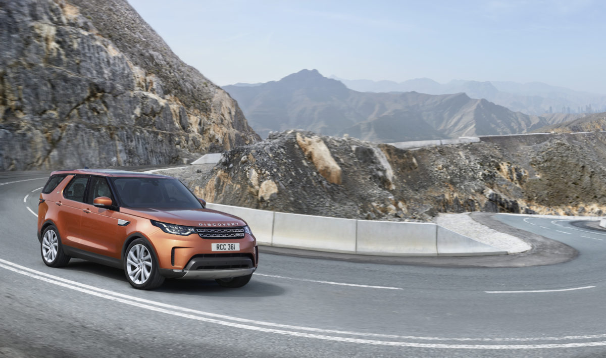 Land Rover: The Company Divide