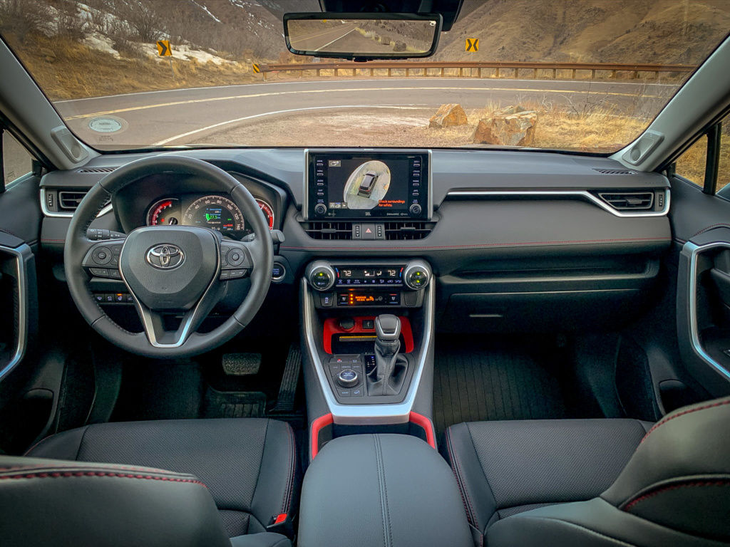 2020 Toyota Rav4 Trd Off Road Pilgrim Motor Press