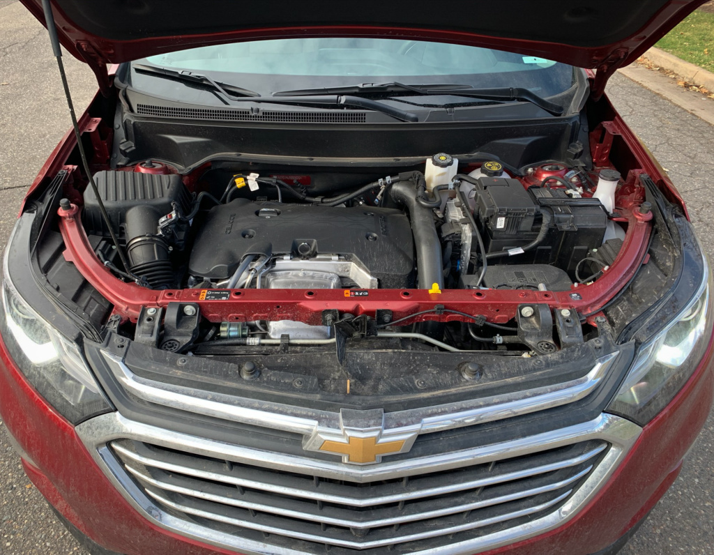 Chevrolet Equinox engine 2.0-liter