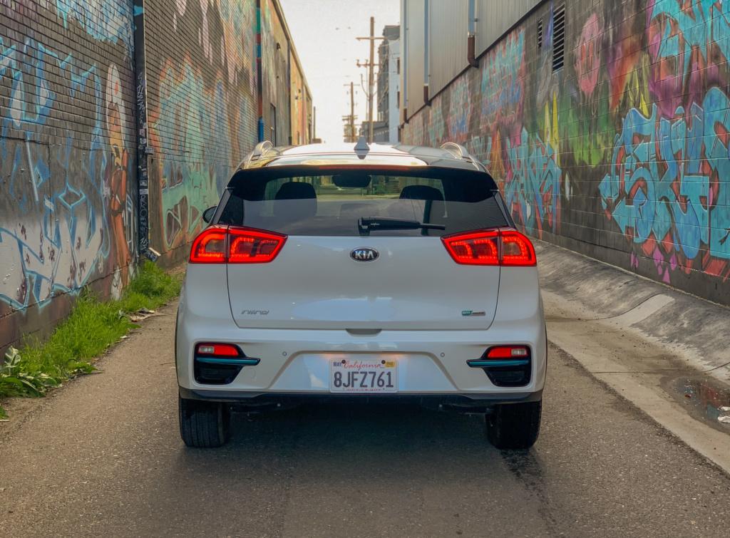 Kia Niro EV rear
