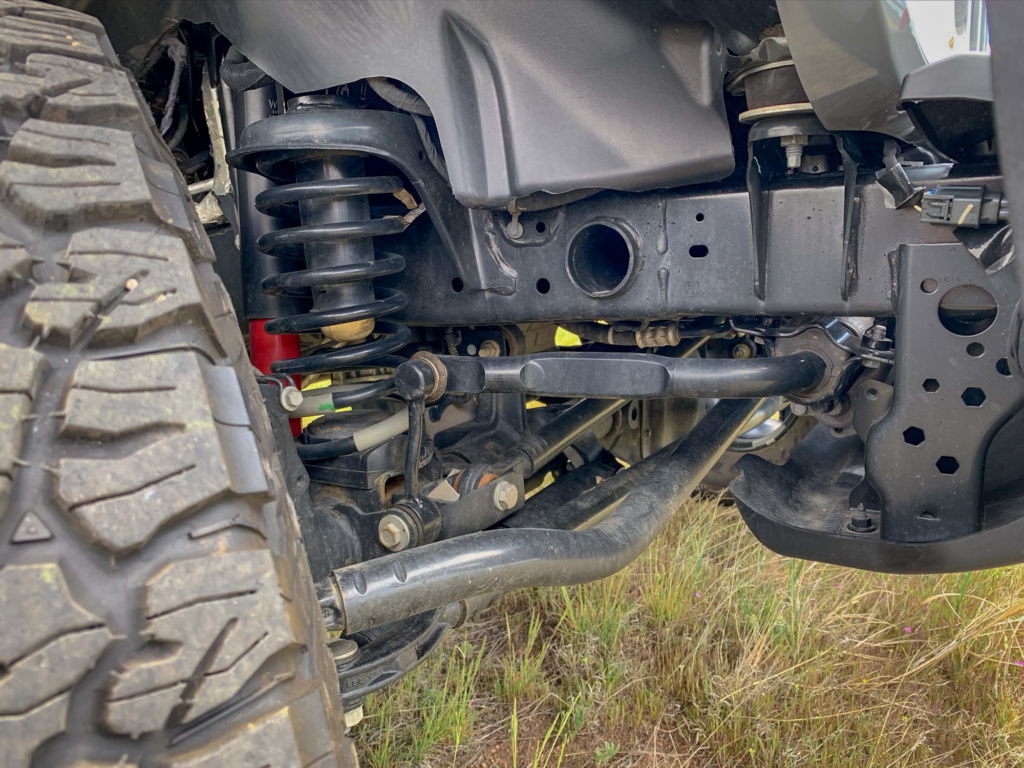 Jeep Wrangler Rubicon EcoDiesel