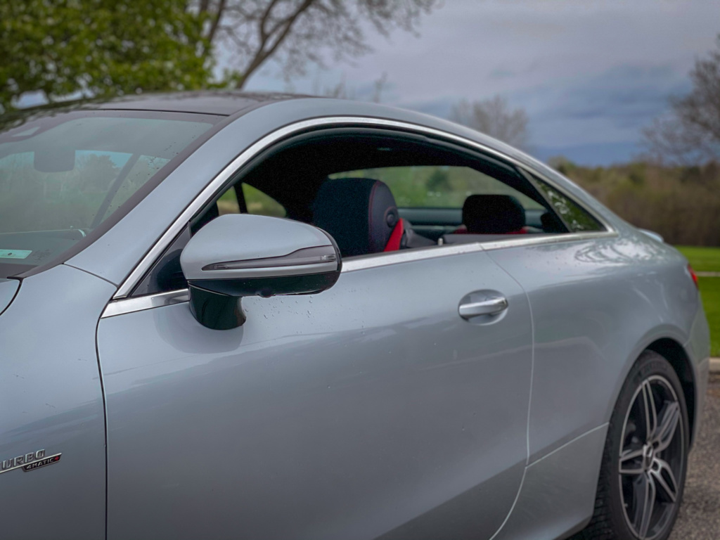 Mercedes-Benz AMG E53 Coupe